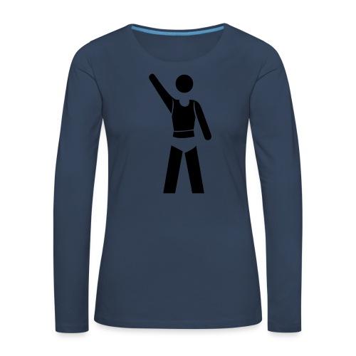 icon - Frauen Premium Langarmshirt
