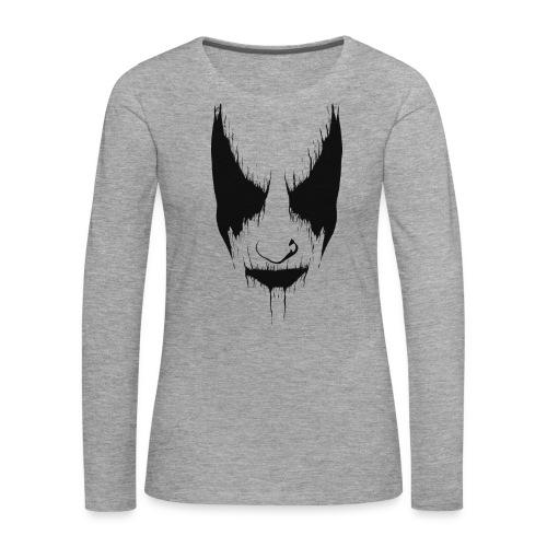front png - Women's Premium Longsleeve Shirt
