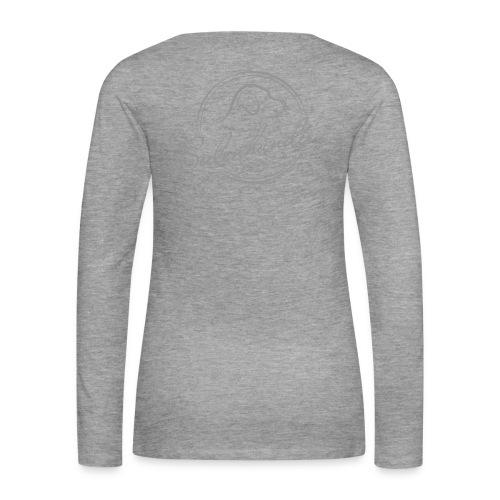 Seelenhunde ch dein Partner - Frauen Premium Langarmshirt