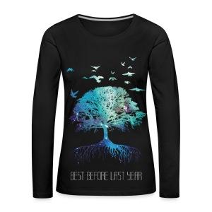 Unisex Hoodie Next Nature - Women's Premium Longsleeve Shirt