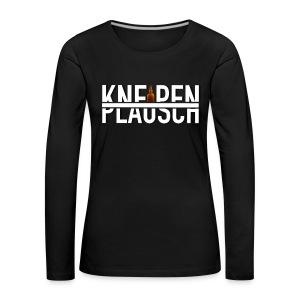 Kneipenplausch Big Edition - Frauen Premium Langarmshirt