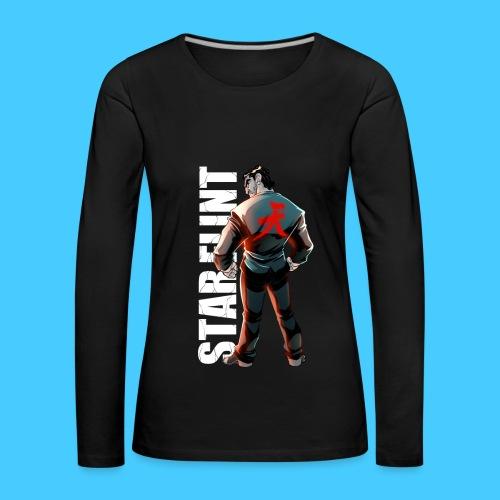 Draco Vargas StarFlint - T-shirt manches longues Premium Femme