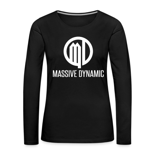 Massive Dynamic - Frauen Premium Langarmshirt