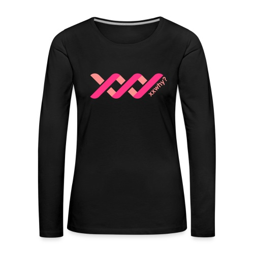 xxy - xx why? - Women's Premium Longsleeve Shirt