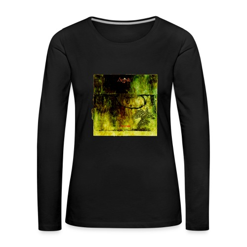 »museon« cover - Frauen Premium Langarmshirt