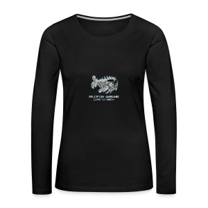 SplitFish Gameware Collection - Frauen Premium Langarmshirt