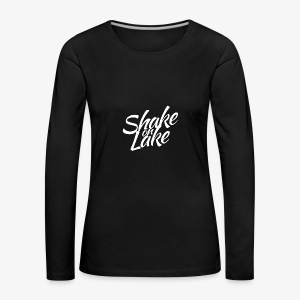Shake on Lake 2017 - Frauen Premium Langarmshirt