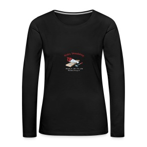 Rob's Woodshop shirt - Women's Premium Longsleeve Shirt