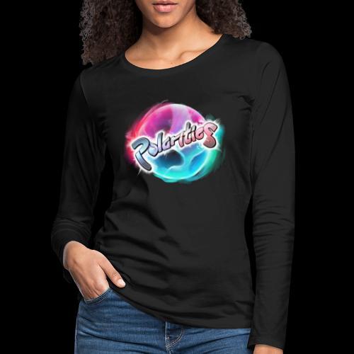 Polarities Logo - Women's Premium Longsleeve Shirt
