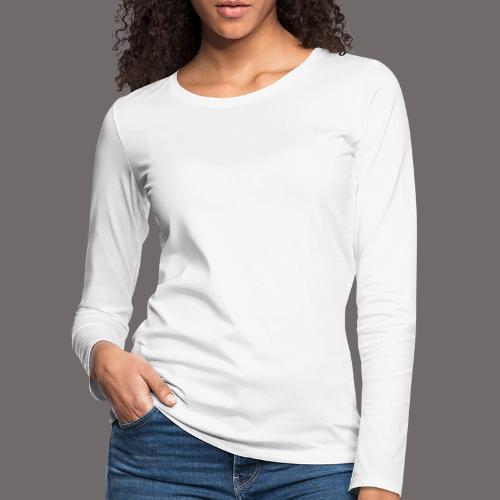 Tregion logo Small - Women's Premium Longsleeve Shirt