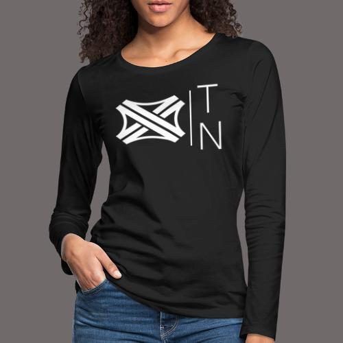 Tregion logo Small - Women's Premium Longsleeve Shirt