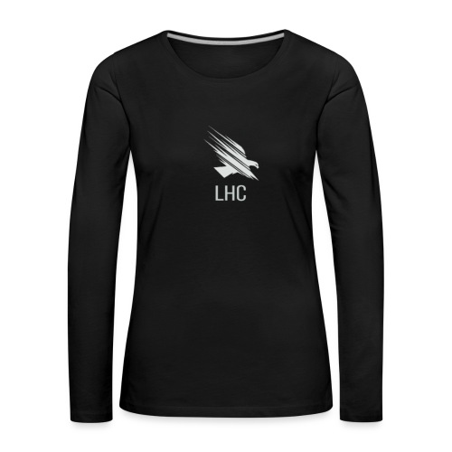 LHC Light logo - Women's Premium Longsleeve Shirt