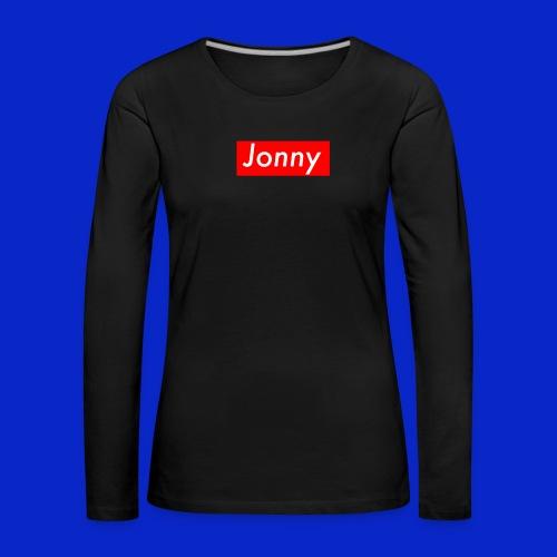 Jonny - Women's Premium Longsleeve Shirt