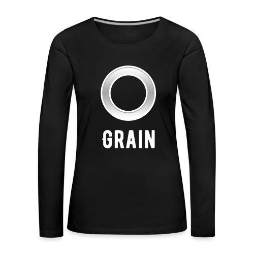 TShirt png - Frauen Premium Langarmshirt