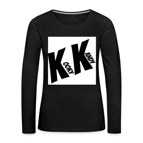 Kandy - Women's Premium Longsleeve Shirt
