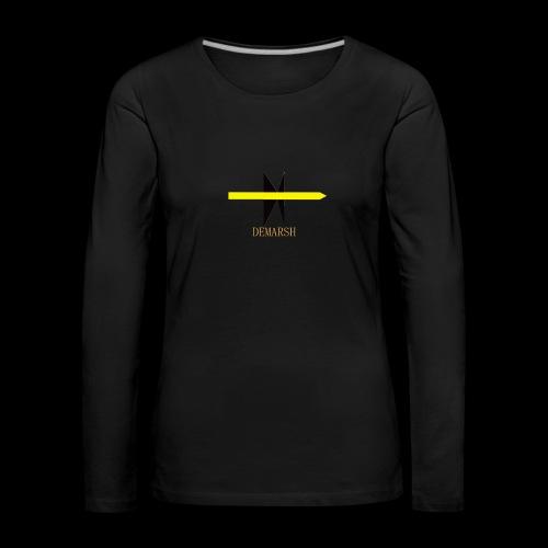 DMRSH - Women's Premium Longsleeve Shirt
