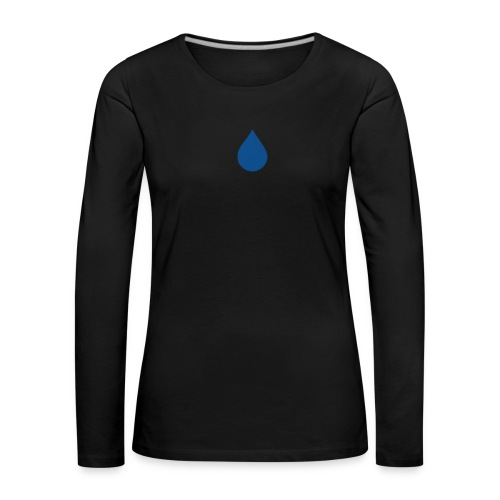 Water halo shirts - Women's Premium Longsleeve Shirt