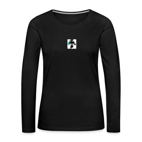 ramera - Camiseta de manga larga premium mujer