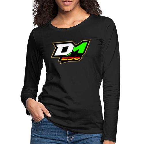 Dominik Mösedr - Frauen Premium Langarmshirt