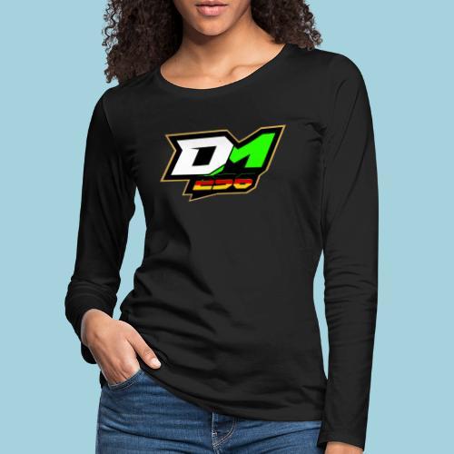 Dominik Möser - Frauen Premium Langarmshirt