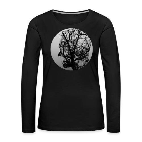 Think of nature - Women's Premium Longsleeve Shirt