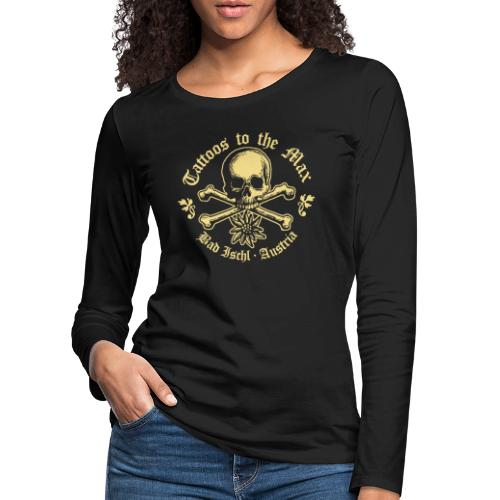 Logo Tattoos to the Max II - Frauen Premium Langarmshirt