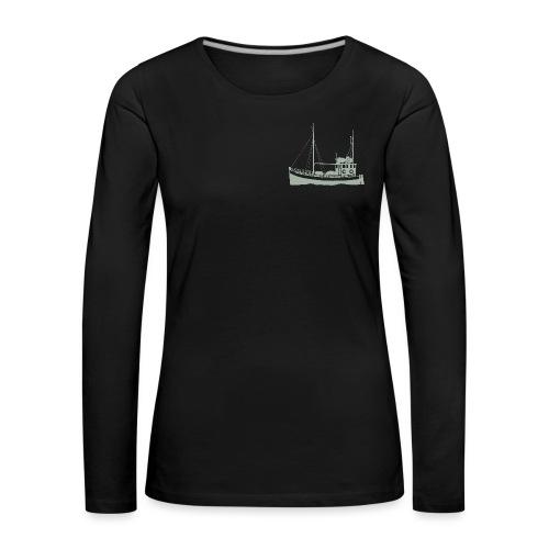 LoGo 2018 - Premium langermet T-skjorte for kvinner