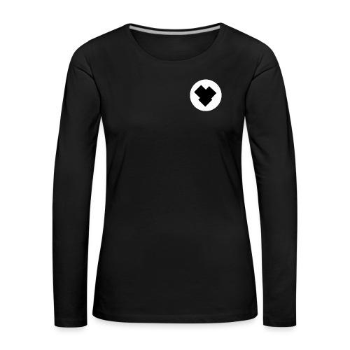 NEW LOGO png - Women's Premium Longsleeve Shirt