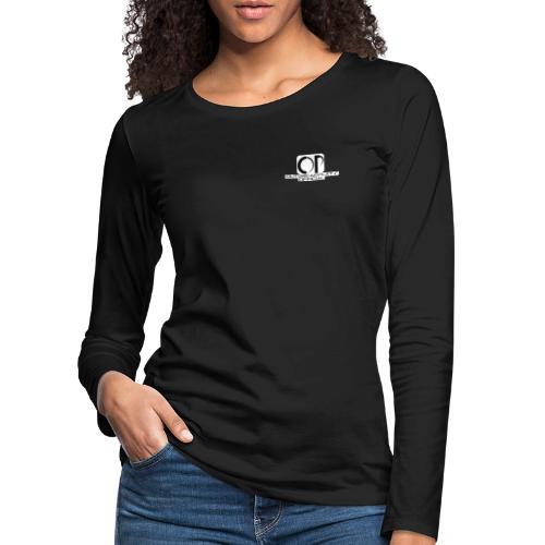 outbreakplays official OP logo - Women's Premium Longsleeve Shirt