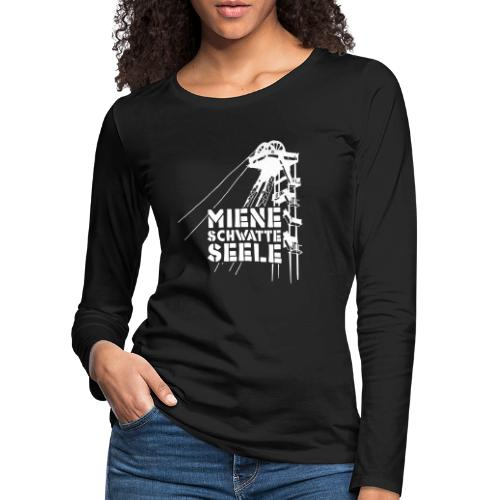 püttseele01 - Frauen Premium Langarmshirt
