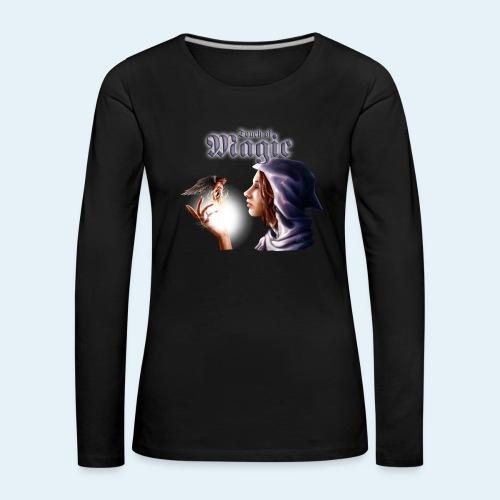 Touch of Magic - Camiseta de manga larga premium mujer