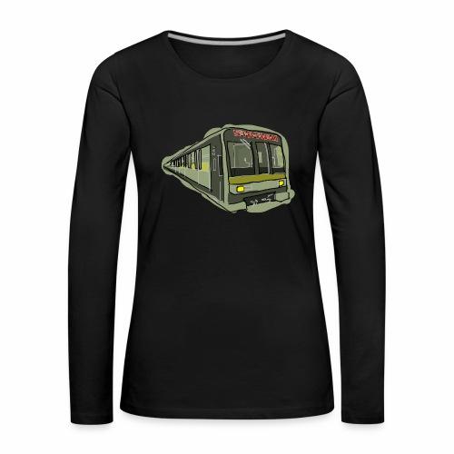 Urban convoy - Maglietta Premium a manica lunga da donna