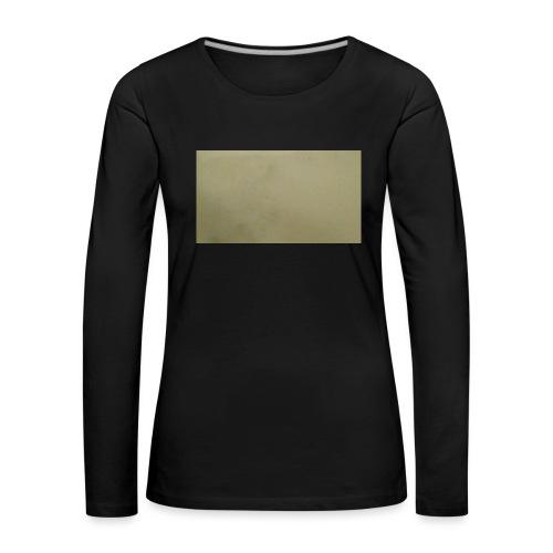 1511416685704631737378Marble t-shirt - Naisten premium pitkähihainen t-paita