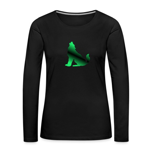 Howler - Women's Premium Longsleeve Shirt