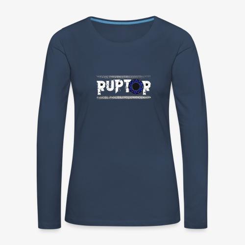 Ruptor - T-shirt manches longues Premium Femme
