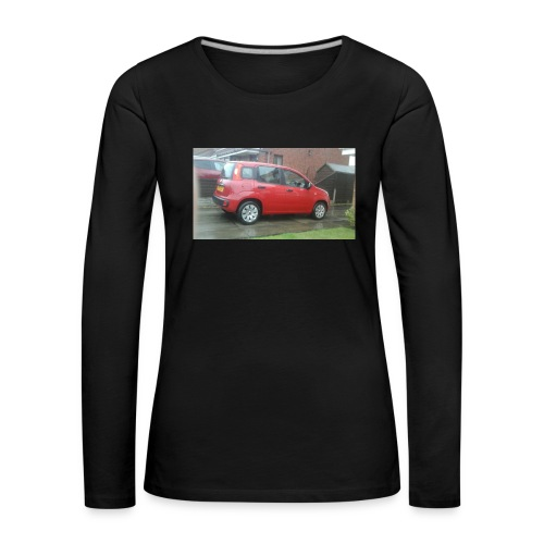 AWESOME MOVIES MARCH 1 - Women's Premium Longsleeve Shirt