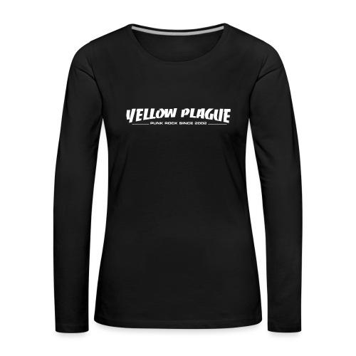 yptrashw - Naisten premium pitkähihainen t-paita