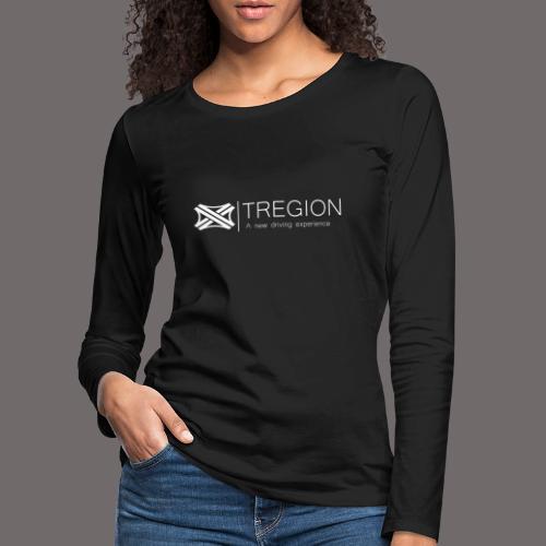 Tregion Logo wide - Women's Premium Longsleeve Shirt