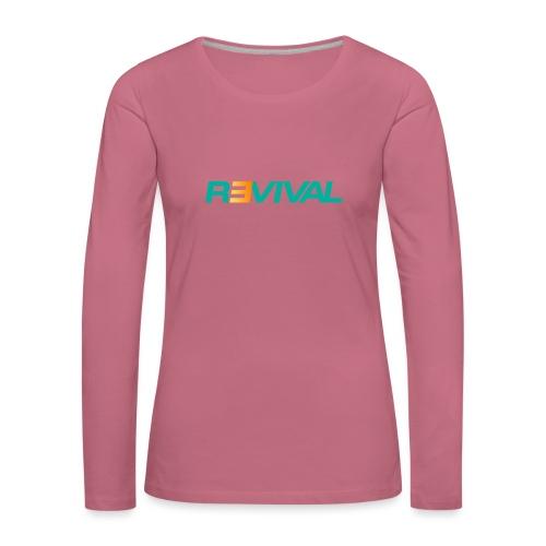 revival - Women's Premium Longsleeve Shirt
