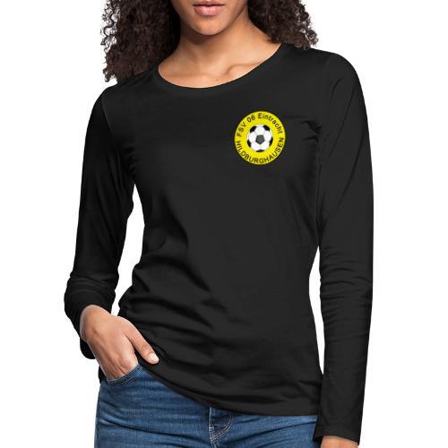 Hildburghausen FSV 06 Club Tradition - Frauen Premium Langarmshirt