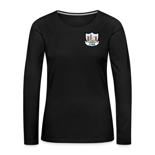 Cork - Eire Apparel - Women's Premium Longsleeve Shirt