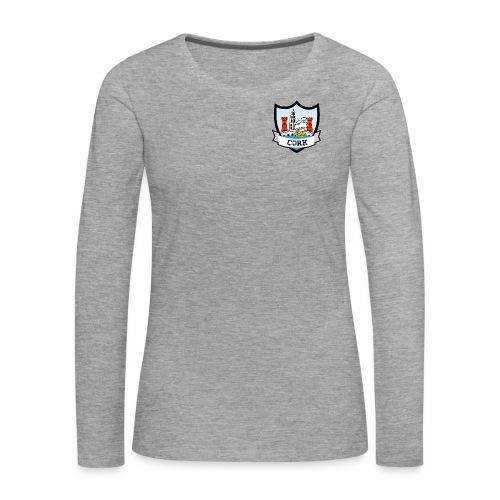 Cork - Eire Apparel - Women's Premium Longsleeve Shirt