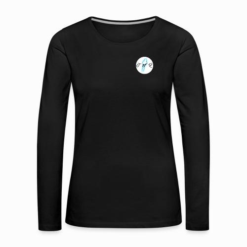 The Scots Review TSR Logo - Women's Premium Longsleeve Shirt