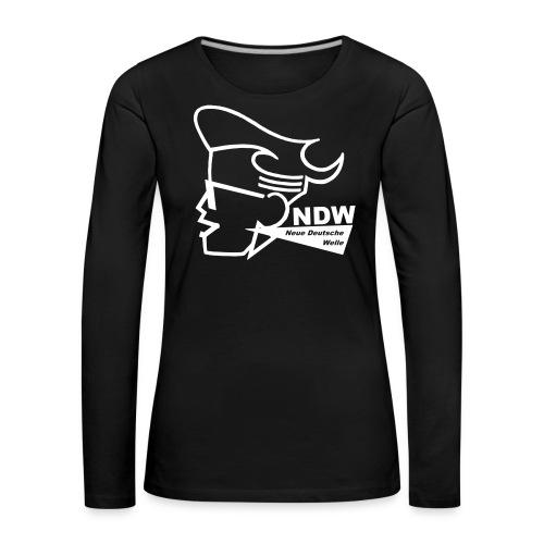 NDW Merchandising - Frauen Premium Langarmshirt