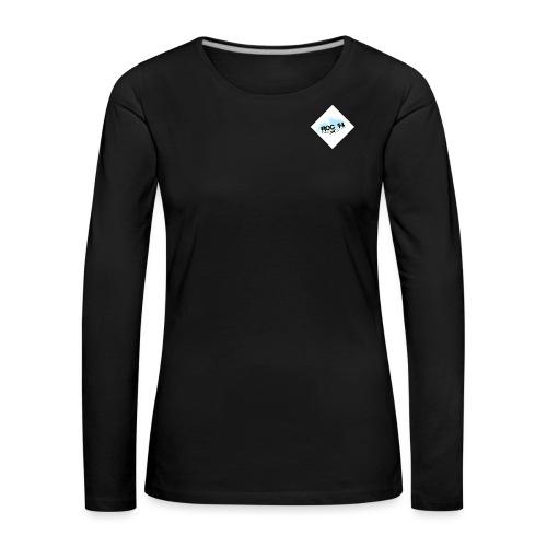 nouveaulogoRoc14 ts png - T-shirt manches longues Premium Femme