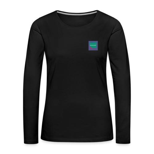 Passions Logo - Frauen Premium Langarmshirt