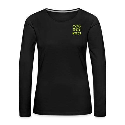 Senior & Chamber Choir - Women's Premium Longsleeve Shirt