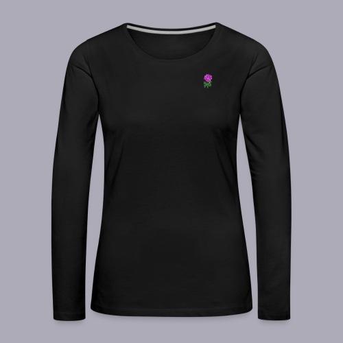 Landryn Design - Pink rose - Women's Premium Longsleeve Shirt