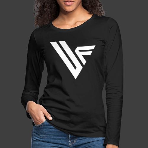 United Front Alternative Logo collection - Naisten premium pitkähihainen t-paita