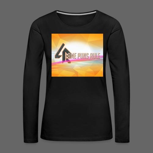 lpr mousepad png - Women's Premium Longsleeve Shirt